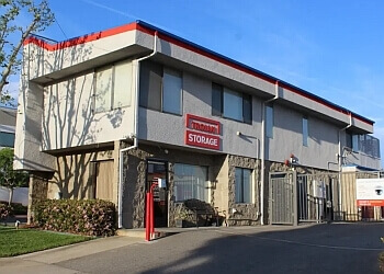 Ontario storage unit Trojan Storage
