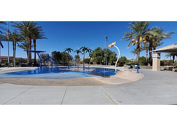 North Las Vegas public park Tropical Breeze Park