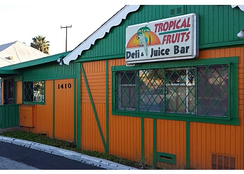 Chula Vista juice bar Tropical Fruits