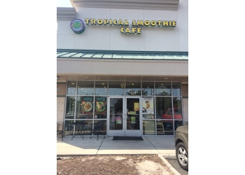 Chesapeake juice bar Tropical Smoothie Café