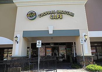 Henderson juice bar Tropical Smoothie Cafe