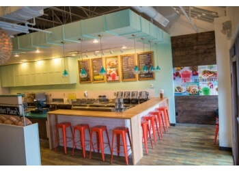 Newport News juice bar Tropical Smoothie Café