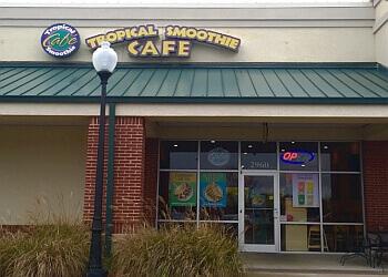 Columbus juice bar Tropical Smoothie Cafe