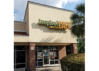 Gainesville juice bar Tropical Smoothie Cafe