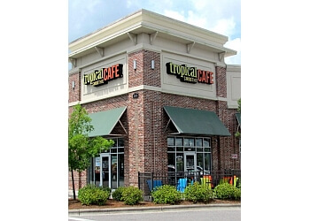 Greensboro juice bar Tropical Smoothie Cafe