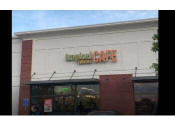Hampton juice bar Tropical Smoothie Cafe