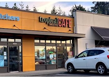 Kent juice bar Tropical Smoothie Cafe