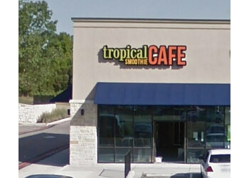 Killeen juice bar Tropical Smoothie Cafe
