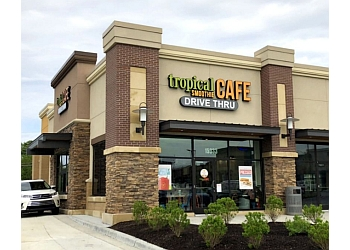 Overland Park juice bar Tropical Smoothie Cafe