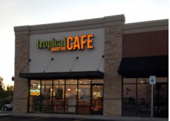 Sterling Heights juice bar Tropical Smoothie Cafe
