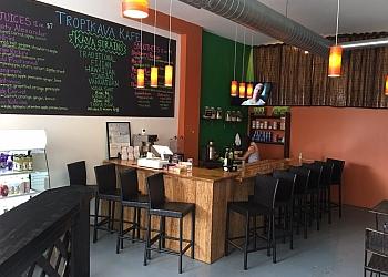 Chicago juice bar Tropikava Kafe