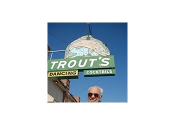 Bakersfield night club Trout's