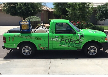 Chandler pest control company TruForce Pest Control