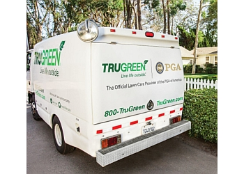 Pittsburgh lawn care service TruGreen