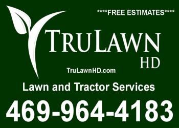 McKinney lawn care service TruLawn HD LLC