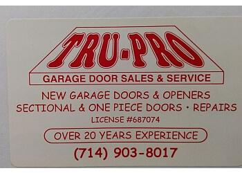 Garden Grove garage door repair Tru-Pro Garage Door Sales and Service
