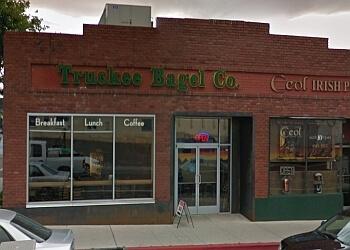Reno bagel shop Truckee Bagel