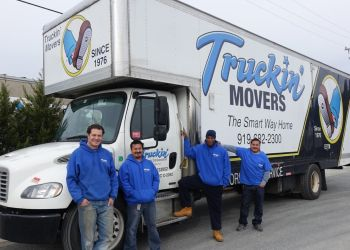 Durham moving company Truckin' Movers Corporation