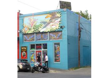 Austin tattoo shop True Blue Tattoo