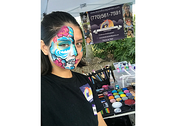 Miami face painting True Colors Face Paint