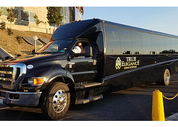 Fremont limo service True Elegance Limousines
