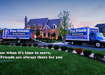 Nashville moving company True Friends Moving Company