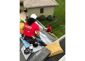 Olathe roofing contractor True Grit Construction LLC, Roofing Specialist