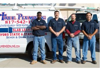 Fort Worth plumber True Plumbing, Inc.