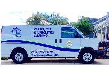 Richmond carpet cleaner True Steam LLC