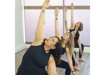 Stockton yoga studio True You Hot Yoga