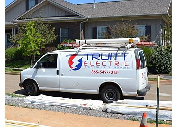 Knoxville electrician Truitt Electric