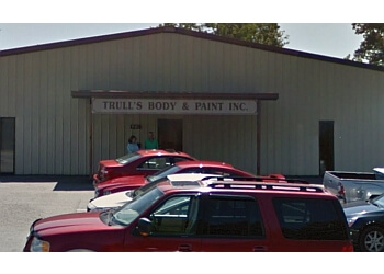 Greensboro auto body shop Trull's Body & Paint, Inc.