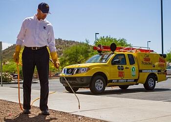 Moreno Valley pest control company Truly Nolen, Inc.