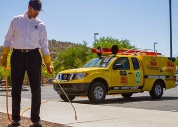 Peoria pest control company Truly Nolen Pest & Termite Control