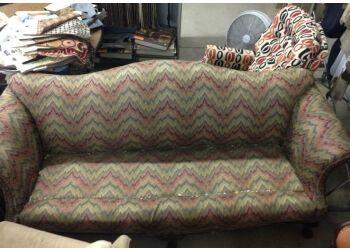 Oklahoma City upholstery Trumans Fabric and Foam LLC.