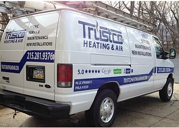 Philadelphia hvac service Trustco Heating & Air