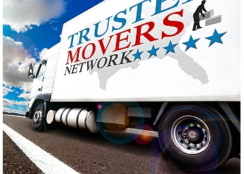 Norfolk moving company Trusted Movers Network