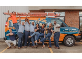 Montgomery electrician Trustworthy Electric