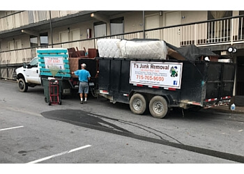 Fayetteville junk removal T's Junk Removal