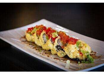 Pueblo sushi Tsunami Sushi Bar Wok & Grill