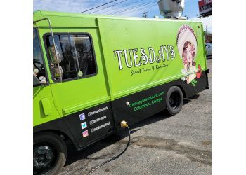 Columbus food truck Tuesdays Taco Truck