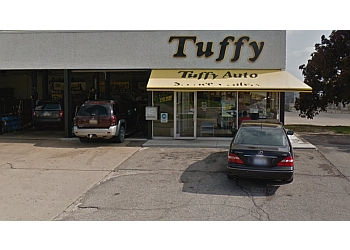 Flint car repair shop Tuffy Auto Services Center Flint