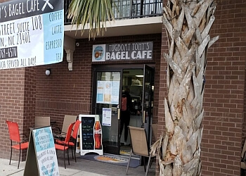 Wilmington bagel shop Tugboat Tony's Bagel Cafe