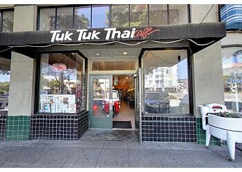 Berkeley thai restaurant Tuk Tuk Thai