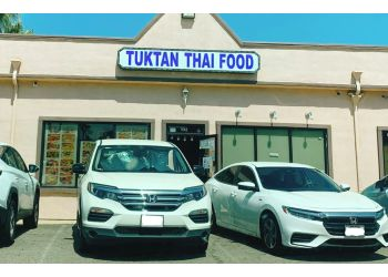 Chula Vista thai restaurant Tuktan Thai Food