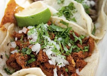 El Monte food truck Tulias Tacos
