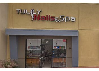 Moreno Valley nail salon Tully's Nail Salon