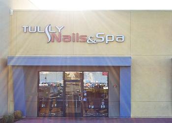 Moreno Valley nail salon Tully's Nails & Spa