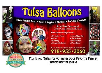 Tulsa face painting Tulsa Balloons