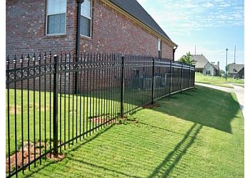 Tulsa fencing contractor Tulsa Fence Works